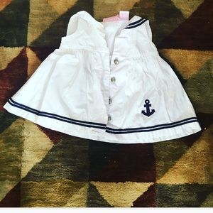 Other - 🌟Baby girl sailor dress